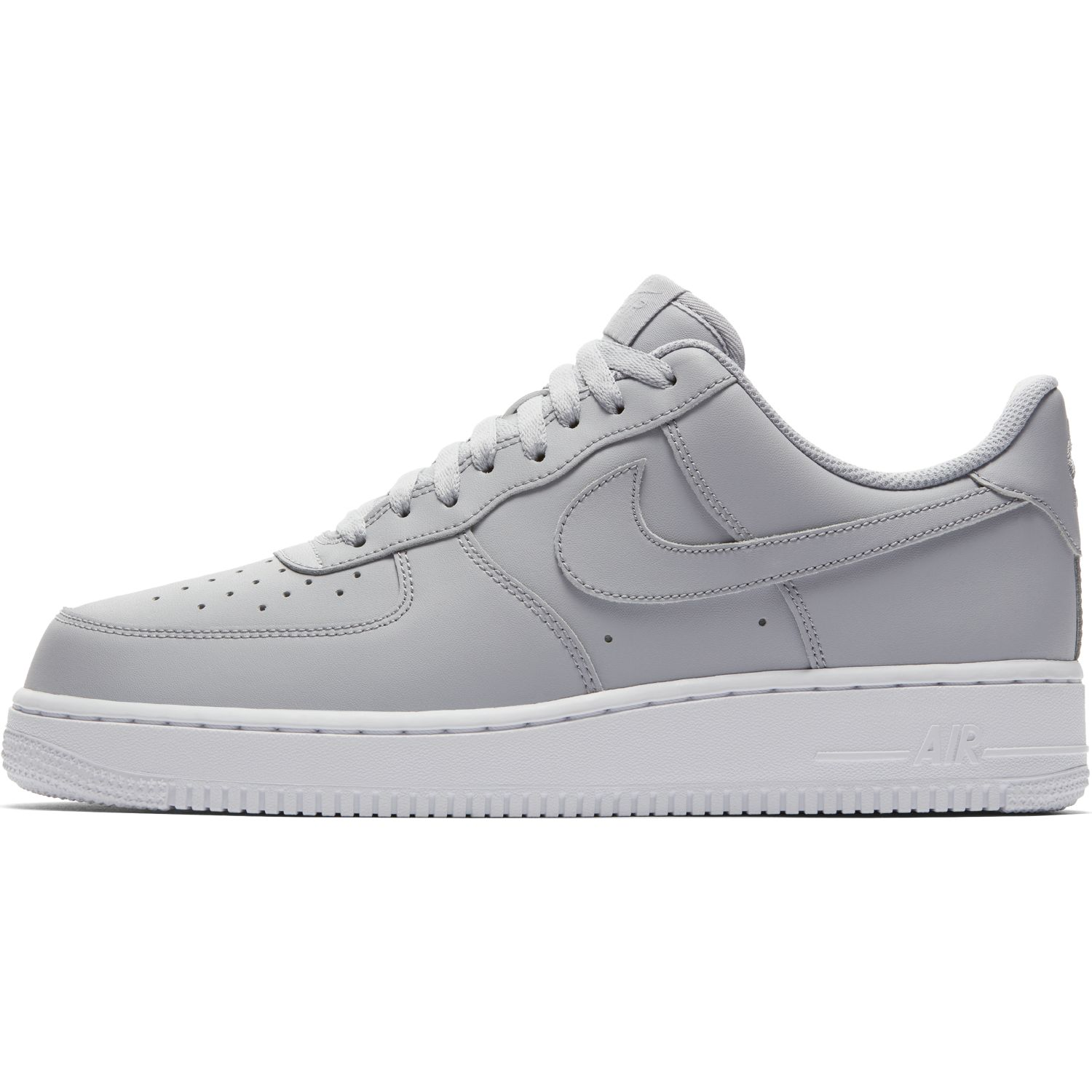 new concept 818f9 b02a5 ... BUTY MĘSKIE NIKE AIR FORCE 1 07 SZARE AA4083-010 ...