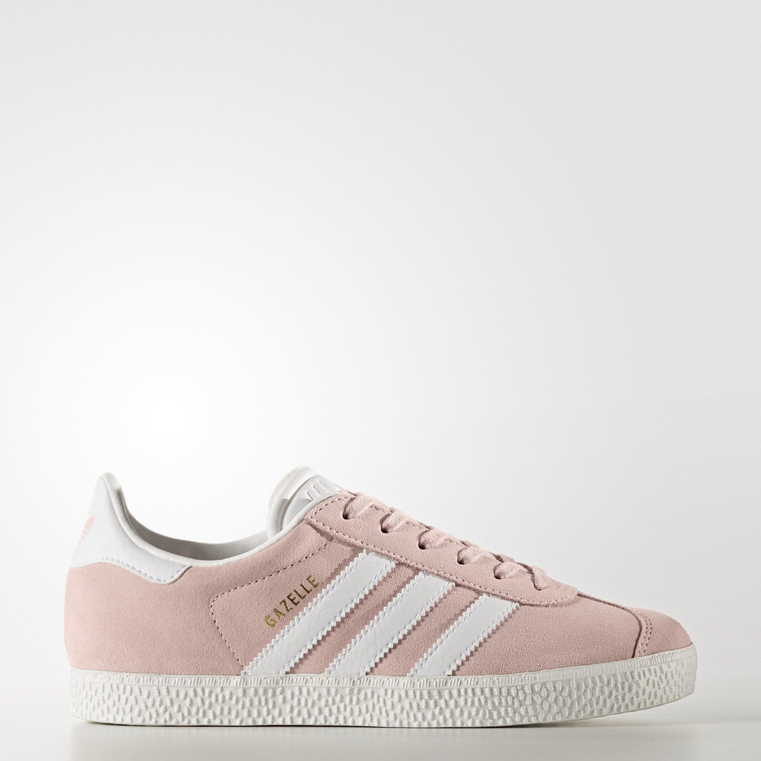 Buty juniorskie adidas Gazelle Icey Pink BY9544