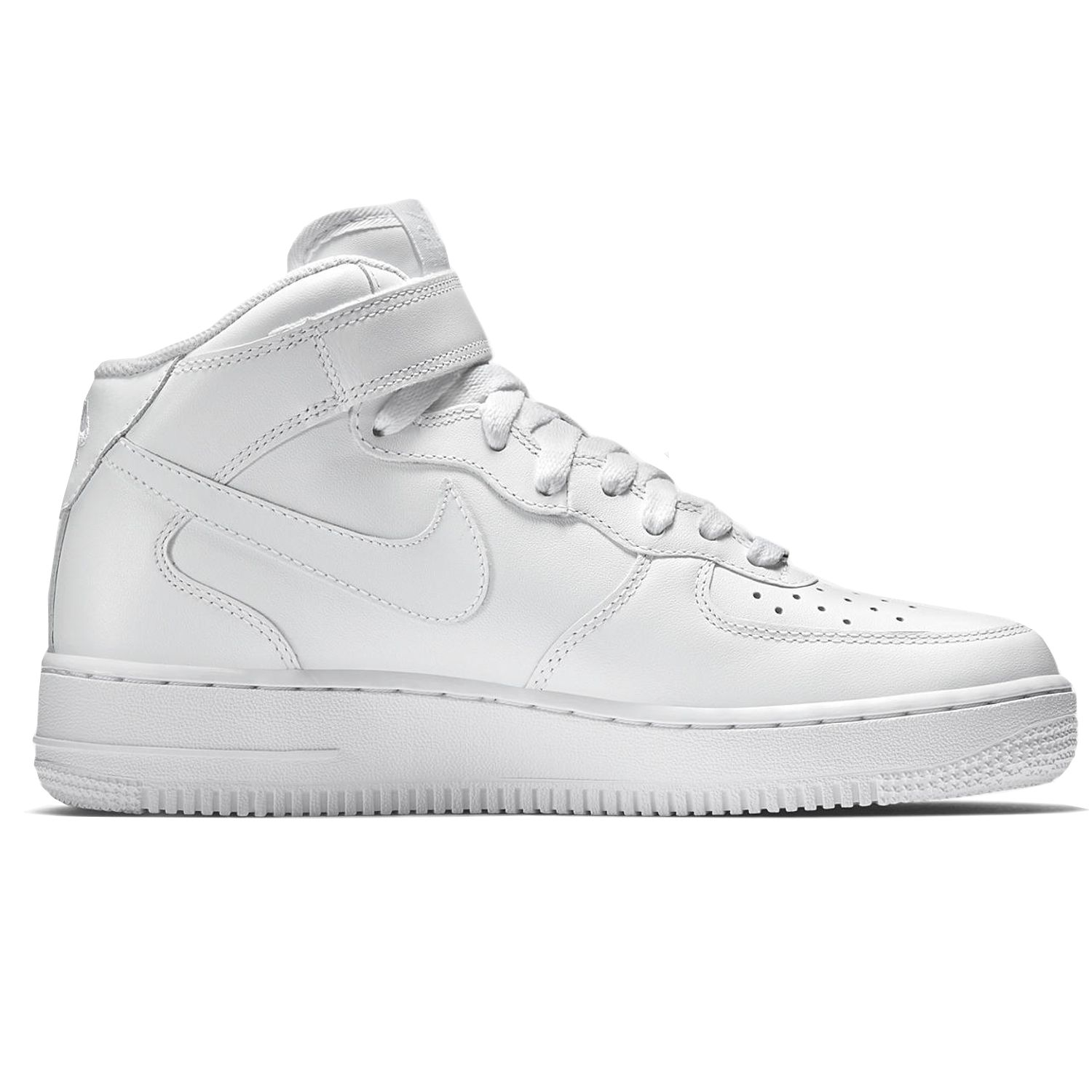 Nike Air Force 1 Mid `07 All White 315123 111