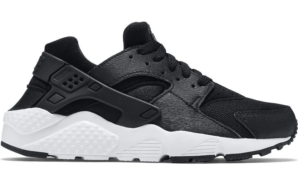 Nike Huarache (GS) Black/White 654275 011