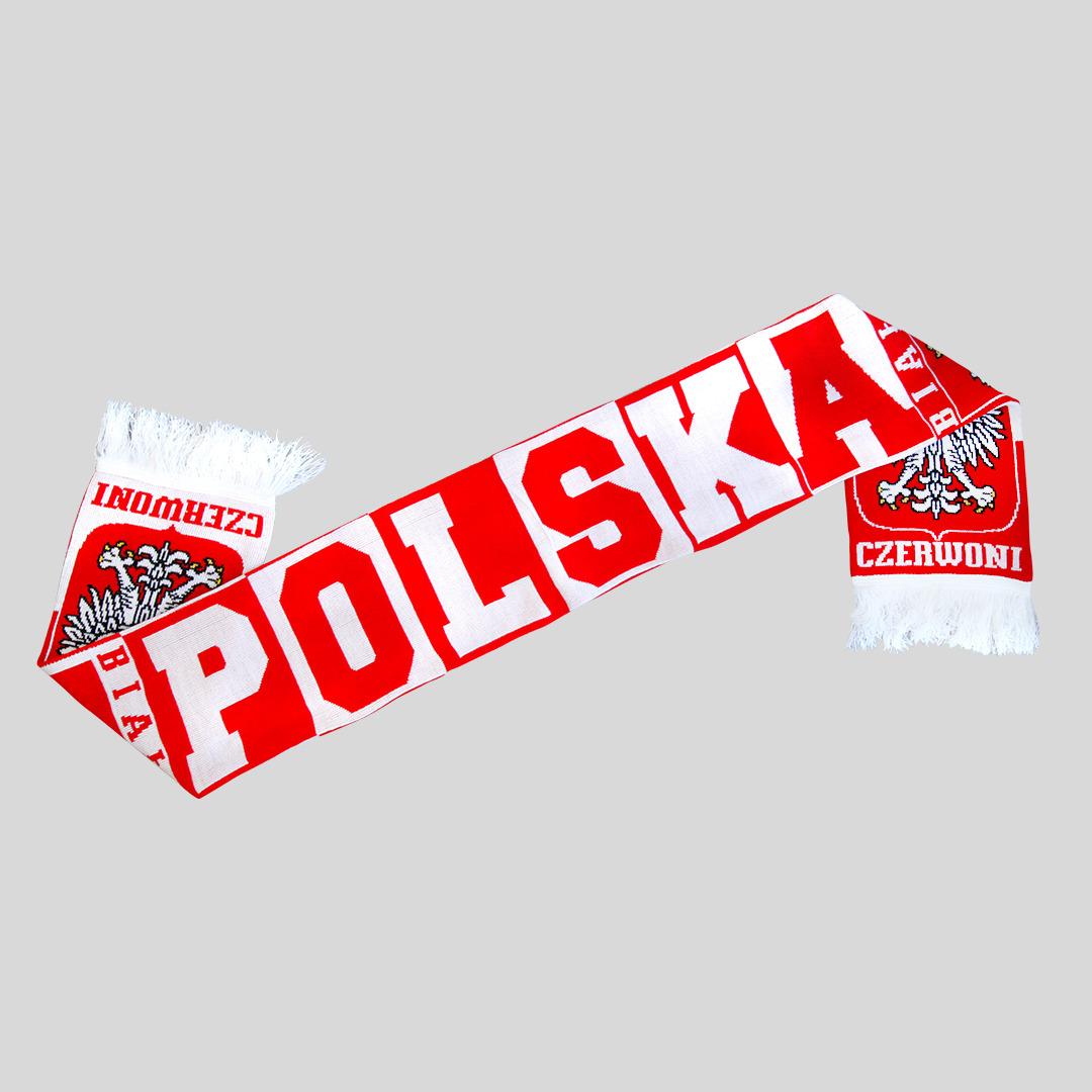 Szalik Polska - Kibic Reprezentacji Polski