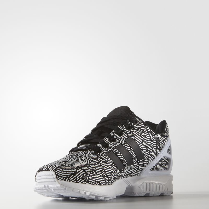 adidas ZX Flux Core Black/White S76583