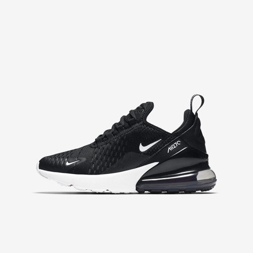 BUTY JUNIOR NIKE AIR MAX 270 CZARNE 943345-001 (GS)