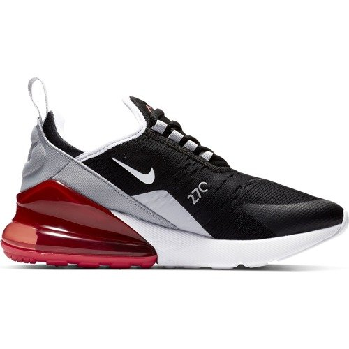 BUTY JUNIOR NIKE AIR MAX 270 CZARNE 943345-013 (GS)