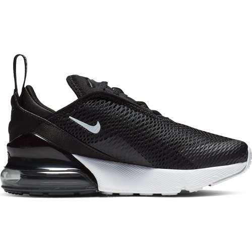 BUTY JUNIOR NIKE AIR MAX 270 (PS) CZARNE AO2372-001